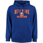 Wholesale Cheap New York Islanders Rinkside City Pride Pullover Hoodie Royal