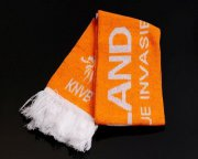 Wholesale Cheap Holland Soccer Football Scarf Orange