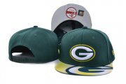 Wholesale Cheap Packers Team Logo Green Adjustable Hat SF