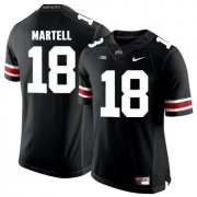 Wholesale Cheap Ohio State Buckeyes 18 Tate Martell Black College Football Jersey