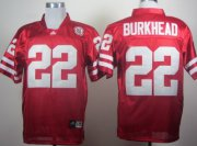 Wholesale Cheap Nebraska Cornhuskers #22 Rex Burkhead Red Jersey