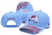 Wholesale Cheap NHL Colorado Avalanche Stitched Snapback Hats