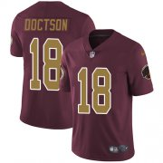 Wholesale Cheap Nike Redskins #18 Josh Doctson Burgundy Red Alternate Youth Stitched NFL Vapor Untouchable Limited Jersey