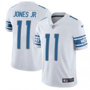 Wholesale Cheap Nike Lions #11 Marvin Jones Jr White Youth Stitched NFL Vapor Untouchable Limited Jersey
