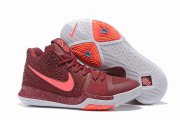 Wholesale Cheap Nike Kyire 3 Wine Red