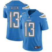Wholesale Cheap Nike Chargers #13 Keenan Allen Electric Blue Alternate Youth Stitched NFL Vapor Untouchable Limited Jersey
