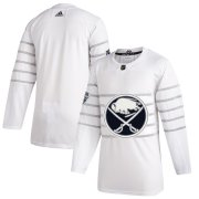 Wholesale Cheap Men's Buffalo Sabres Adidas White 2020 NHL All-Star Game Authentic Jersey