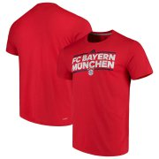 Wholesale Cheap Bayern Munich adidas City Nickname T-Shirt Red