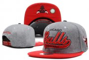 Wholesale Cheap NBA Chicago Bulls Snapback Ajustable Cap Hat DF 03-13_57