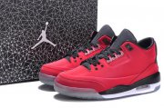 Wholesale Cheap Womens Jordan 3LAB5 GS Shoes Red/black