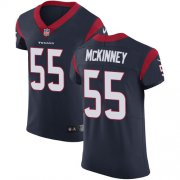 Wholesale Cheap Nike Texans #55 Benardrick McKinney Navy Blue Team Color Men's Stitched NFL Vapor Untouchable Elite Jersey