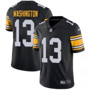 Wholesale Cheap Nike Steelers #13 James Washington Black Team Color Men's Stitched NFL Vapor Untouchable Limited Jersey