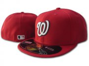 Wholesale Cheap Washington Nationals fitted hats 01