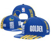 Wholesale Cheap Golden State Warriors Snapback Ajustable Cap Hat YD 4