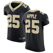 Wholesale Cheap Nike Saints #25 Eli Apple Black Team Color Men's Stitched NFL Vapor Untouchable Elite Jersey