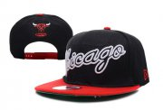 Wholesale Cheap NBA Chicago Bulls Snapback Ajustable Cap Hat XDF 03-13_44