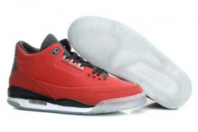 Wholesale Cheap Air Jordan 5Lab3 Shoes Fire red/black