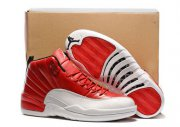 Wholesale Cheap Air Jordan 12 Retro Gym Red Chicago bulls red/White
