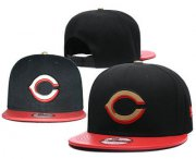 Wholesale Cheap Cincinnati Reds Snapback Ajustable Cap Hat GS 8