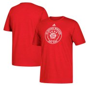 Wholesale Cheap Bayern Munich adidas Soccer Go-To T-Shirt Red