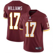 Wholesale Cheap Nike Redskins #17 Doug Williams Burgundy Red Team Color Men's Stitched NFL Vapor Untouchable Limited Jersey