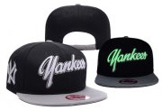 Wholesale Cheap MLB New York Yankees Adjustable Snapback Hat YD1606270