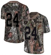 Wholesale Cheap Nike Raiders #24 Charles Woodson Camo Men's Stitched NFL Limited Rush Realtree Jersey