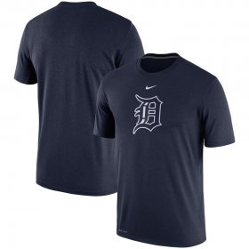Wholesale Cheap Detroit Tigers Nike Legend Batting Practice Primary Logo Performance T-Shirt Navy