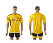 Wholesale Cheap Sunderland Blank Away Soccer Club Jersey