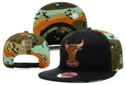 Wholesale Cheap NBA Chicago Bulls Snapback Ajustable Cap Hat YD 03-13_63