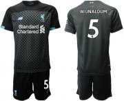 Wholesale Cheap Liverpool #5 Wijnaldum Third Soccer Club Jersey