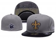 Wholesale Cheap New Orleans Saints fitted hats 01