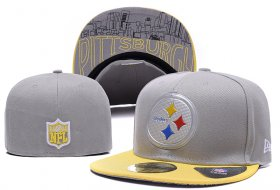 Wholesale Cheap Pittsburgh Steelers fitted hats 04