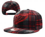 Wholesale Cheap Detroit Red Wings Snapbacks YD004