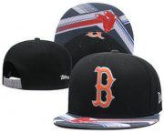 Wholesale Cheap Boston Red Sox Snapback Ajustable Cap Hat GS 2