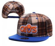 Wholesale Cheap NBA Cleveland Cavaliers Snapback Ajustable Cap Hat YD 03-13_34