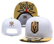 Wholesale Cheap Vegas Golden Knights Snapback Ajustable Cap Hat 7