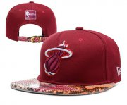 Wholesale Cheap Miami Heat Snapbacks YD038