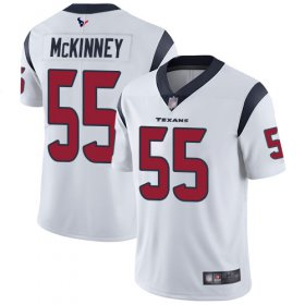 Wholesale Cheap Nike Texans #55 Benardrick McKinney White Youth Stitched NFL Vapor Untouchable Limited Jersey