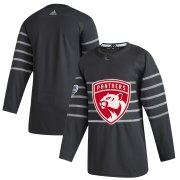 Wholesale Cheap Men's Florida Panthers Adidas Gray 2020 NHL All-Star Game Authentic Jersey