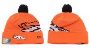 Wholesale Cheap Denver Broncos Beanies YD003