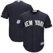Wholesale New York Yankees Fanatics Apparel Platinum Collection Tri-Blend T-Shirt Black