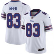 Wholesale Cheap Nike Bills #83 Andre Reed White Men's Stitched NFL Vapor Untouchable Limited Jersey