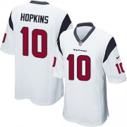 Wholesale Cheap Nike Texans #10 DeAndre Hopkins White Youth Stitched NFL Elite Jersey