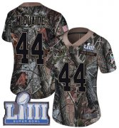 Wholesale Cheap Nike Rams #44 Jacob McQuaide Camo Super Bowl LIII Bound Women's Stitched NFL Limited Rush Realtree Jersey
