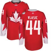 Wholesale Cheap Team Canada #44 Marc-Edouard Vlasic Red 2016 World Cup Stitched Youth NHL Jersey