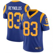 Wholesale Cheap Nike Rams #83 Josh Reynolds Royal Blue Alternate Men's Stitched NFL Vapor Untouchable Limited Jersey