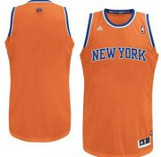 Wholesale Cheap New York Knicks Blank Orange Swingman Jersey