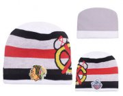 Wholesale Cheap NHL CHICAGO BLACKHAWKS Beanies 5
