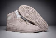Wholesale Cheap Air Jordan 1 Retro Shoes Beige/Grey